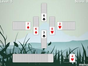 Онлайн игра Король пасьянса (King of Solitare) (изображение №2)