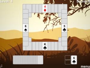 Онлайн игра Король пасьянса (King of Solitare) (изображение №3)