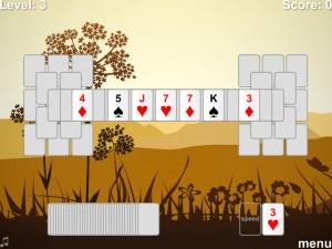 Онлайн игра Король пасьянса (King of Solitare) (изображение №4)