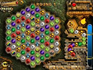 Онлайн игра Пещера майя (Mayan Caves) (изображение №1)