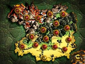 Онлайн игра Пещера майя (Mayan Caves) (изображение №3)
