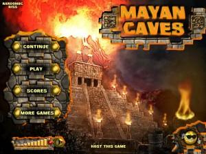Онлайн игра Пещера майя (Mayan Caves) (изображение №2)