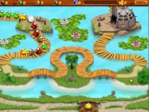 Онлайн игра Город птиц Зума (Bird Town) (изображение №3)