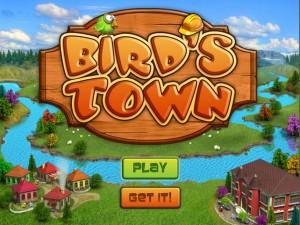 Онлайн игра Город птиц Зума (Bird Town) (изображение №2)