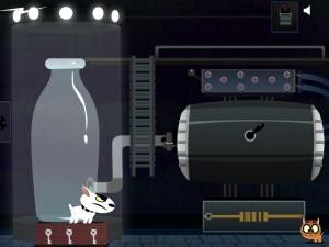Онлайн игра Молочное приключение (The Milk Quest) (изображение №4)