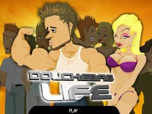 Онлайн игра Жизнь Слабака (Douchebag Life) (изображение №1)