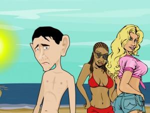 Онлайн игра Жизнь Слабака (Douchebag Life) (изображение №2)