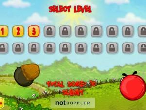 Онлайн игра Красный мяч 3 (Red Ball 3) (изображение №3)