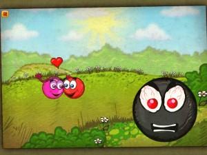 Онлайн игра Красный мяч 3 (Red Ball 3) (изображение №5)