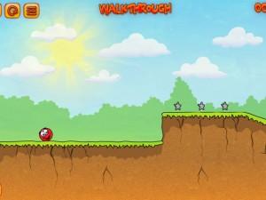 Онлайн игра Красный мяч 3 (Red Ball 3) (изображение №6)