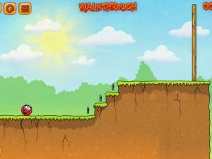 Онлайн игра Красный мяч 3 (Red Ball 3) (изображение №8)