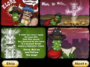 Онлайн игра Кактус Маккой 2: руины Калаверы (Cactus McCoy 2: The Ruins of Calavera) (изображение №4)