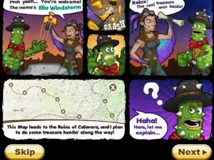 Онлайн игра Кактус Маккой 2: руины Калаверы (Cactus McCoy 2: The Ruins of Calavera) (изображение №14)
