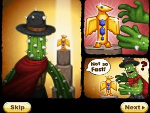 Онлайн игра Кактус Маккой 2: руины Калаверы (Cactus McCoy 2: The Ruins of Calavera) (изображение №11)