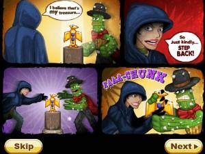 Онлайн игра Кактус Маккой 2: руины Калаверы (Cactus McCoy 2: The Ruins of Calavera) (изображение №10)