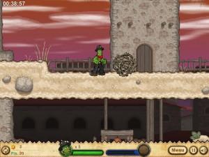 Онлайн игра Кактус Маккой 2: руины Калаверы (Cactus McCoy 2: The Ruins of Calavera) (изображение №3)