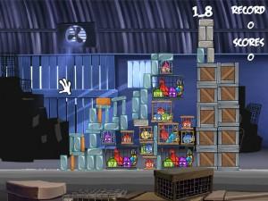 Онлайн игра Angry Birds Stella (изображение №2)