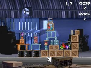 Онлайн игра Angry Birds Stella (изображение №3)