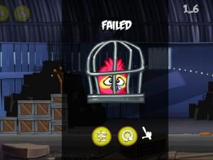 Онлайн игра Angry Birds Stella (изображение №4)