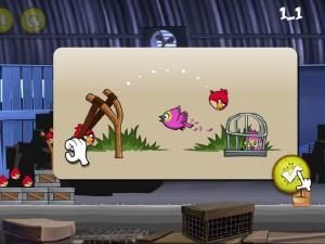 Онлайн игра Angry Birds Stella (изображение №5)