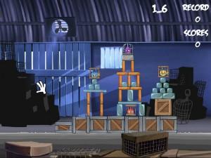 Онлайн игра Angry Birds Stella (изображение №6)