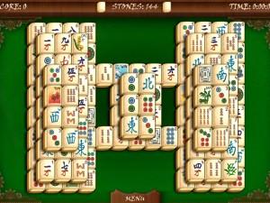 Онлайн игра Маджонг 2 (Mahjong 2) (изображение №2)