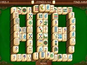 Онлайн игра Маджонг 2 (Mahjong 2) (изображение №3)