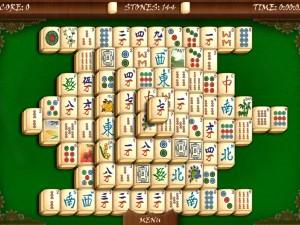Онлайн игра Маджонг 2 (Mahjong 2) (изображение №4)