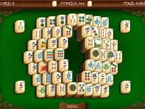 Онлайн игра Маджонг 2 (Mahjong 2) (изображение №5)
