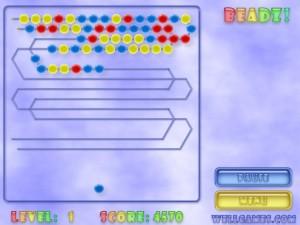 Онлайн игра Зума Бидз (Beadz!) (изображение №3)