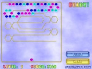 Онлайн игра Зума Бидз (Beadz!) (изображение №5)