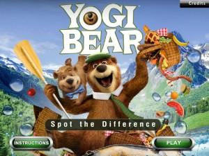 Онлайн игра Медведь Йоги, найди разницу (Yogi Bear Spot the Difference) (изображение №6)