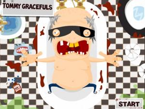 Онлайн игра Хирург с арматурой 2 (Amateur Surgeon 2) (изображение №4)