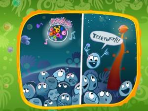 Онлайн игра Стреляй монстрами (Yummy Yummy Monster Shooter) (изображение №2)