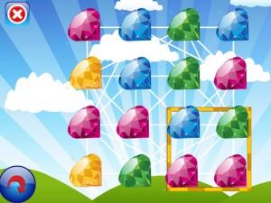 Онлайн игра Magic Jewels (Магические кристаллы) (изображение №2)