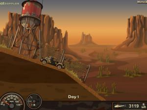 Онлайн игра Дави зомби! (Earn to Die) (изображение №4)