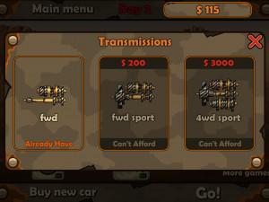 Онлайн игра Дави зомби! (Earn to Die) (изображение №7)