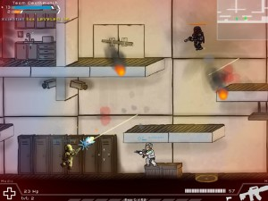 Онлайн игра Герои ударного отряда (Strike Force Heroes) (изображение №5)