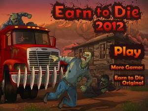 Онлайн игра Дави зомби 2012 (Earn to Die 2012) (изображение №1)