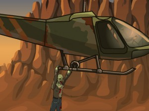Онлайн игра Дави зомби 2012 (Earn to Die 2012) (изображение №2)
