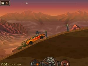Онлайн игра Дави зомби 2012 (Earn to Die 2012) (изображение №3)