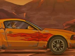 Онлайн игра Дави зомби 2012 (Earn to Die 2012) (изображение №5)