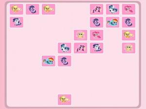 Онлайн игра Пони-пары соединения  (My Little Pony Connect It) (изображение №4)
