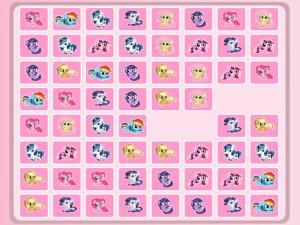 Онлайн игра Пони-пары соединения  (My Little Pony Connect It) (изображение №5)