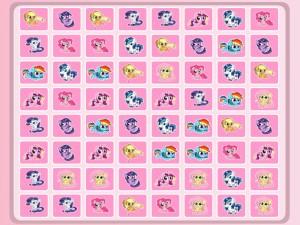 Онлайн игра Пони-пары соединения  (My Little Pony Connect It) (изображение №6)