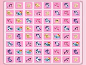 Онлайн игра Пони-пары соединения  (My Little Pony Connect It) (изображение №7)