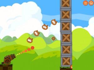 Онлайн игра Злые птички 3 (Angry Birds 3) (изображение №3)