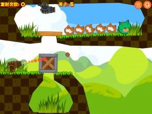 Онлайн игра Злые птички 3 (Angry Birds 3) (изображение №4)