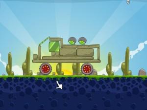 Онлайн игра Крупные птички (Angry Birds Huge) (изображение №2)