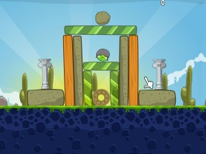 Онлайн игра Крупные птички (Angry Birds Huge) (изображение №3)